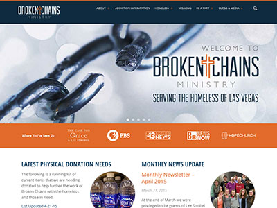 Broken Chains Ministry